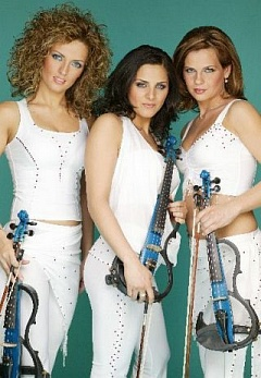 princesses of violin